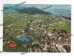 Flugaufnahme Wil Sg - Helvetia - Svizzera - Sport Tennis - Storia Postale - Svizzera