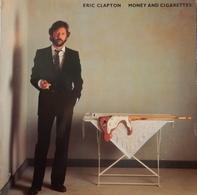 """Eric Clapton 33t. LP """"money And Cigarettes"""" - Rock"""