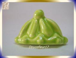 Clamecy ... Couronne En Fête N°5 Vert Pomme ... Ref AFF : 50-2011.. ( Tiroir 2011) - Anciennes