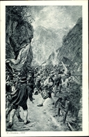 Artiste Cp Jordan, C., 1806, Aufstand Der Tiroler - Militaria
