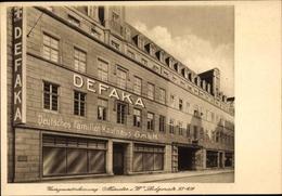 Cp Münster, Defaka Deutsches Familien Kaufhaus GmbH, Ludgeristraße 93 - 109 - Allemagne