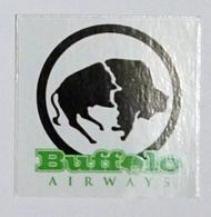 Buffalo Airways | STICKER | Avion / Airplane / Flugzeug - Stickers