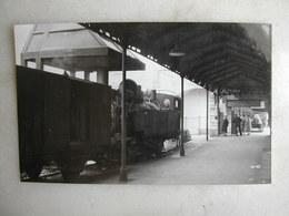 PHOTO J. Bazin - Train - Enghien - 04/1954 - Trains