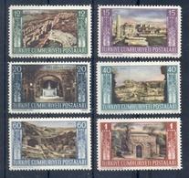 TURKEY * 1953 * Complete Set 6 Stamps * MNH** Views Of Ephesus - Mi.No 1361-1366 - 1921-... République