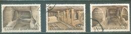 Greece, Yvert No 1560/1562 - Grèce
