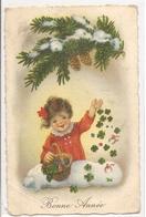 K 1271  OLD  FANTASY  POSTCARD   , CHILDREN , FINE ART ,GREETINGS - Kinderen