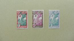 France (ex-colonies & Protectorats) > Guyane Française :3 Timbres Nsg - Guyane Française (1886-1949)