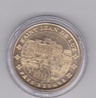 Saint Jean De Luz Maison De L'infante  2009 EVM - Monnaie De Paris