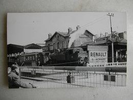 PHOTO J. Bazin - Train - La Varenne Chennevières - 04/1956 - Eisenbahnen