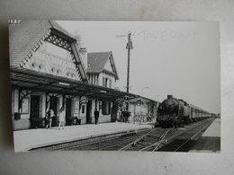 PHOTO Fenino - Train - Taverny - 05/1969 - Trains