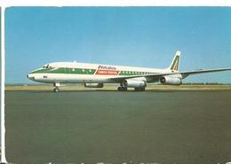 CP AVION DOUGLAS DC 8  62F ALITALIA - 1946-....: Era Moderna
