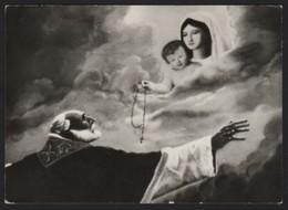 650 Santino Antico Madonna Del Rosario San Nicola Da Crissa - Catanzaro / Vibo Valentia - Religion & Esotérisme