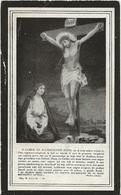 DP. HENRICUS VAN DIJCK ° HEMIXEM 1906- + 1926 - Religion & Esotérisme