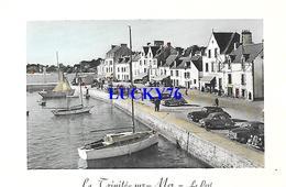 La Trinite Sur Mer Le Port (voitures Anciennes) - La Trinite Sur Mer