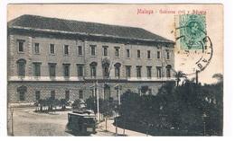 ES-2386   MALAGA : Gobierno Civil Y Aduana - Málaga
