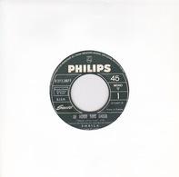 SHEILA - SP - 45T - Disque Vinyle - Un Monde Sans Amour - 373387 - Discos De Vinilo