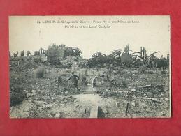 CPA   -  Lens  -(P.-de-C.) -  Après La Guerre - Fosse N° 12 Des Mines De Lens - - Lens