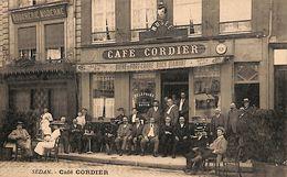 Café CORDIER - Sedan