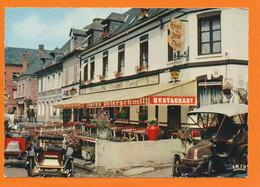 CLERES - Hôtel Du Cheval Noir Face Au Musée De L'Automobile (21478) - Clères