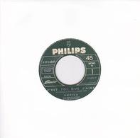 SHEILA - SP - 45T - Disque Vinyle - C'est Toi Que J'aime - 373604a - Discos De Vinilo
