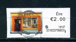 IRELAND  -  2018 Irish Shop Fronts Post And Go SOAR CDS Used As Scan - Used Stamps