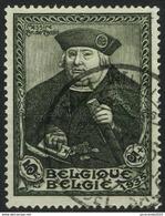 [A1938] België 410 - Zegelsalon - Brussel - François De Tassis - Uit BL4 - Du BL 4 - O - Used - Used Stamps