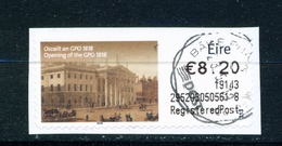 IRELAND  -  2018 GPO In 1818 Post And Go SOAR CDS Used As Scan - Used Stamps