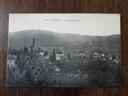 L27/268  VECOUX - Vue Generale - Autres Communes
