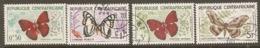 Central African Republic   1960 Various Values Fine Used - Zentralafrik. Republik