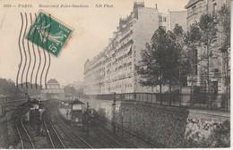 75016 - PARIS - Boulevard Jules Sandeau - District 16