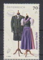 """Österreich 2014: """"Ausseer Tracht""""    Postfrisch (siehe Foto/Scan) - 1945-.... 2ème République"""