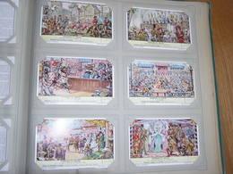 LIEBIG Tournois Et Joutes Moyen-Age Chevaliers Seigneurs Série De 6 Chromos Trading Cards Chromo - Liebig