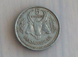 Madagascar 5 Francs 1953 - Madagascar