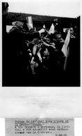 (67) Photo Originale Narbonne Marechal Petain 1944 Photo De Presse 18X13cm(bon état) - Narbonne