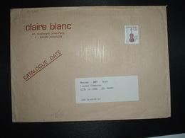 LETTRE TP PREO VIOLON 5,32 + CLAIRE BLANC (84 AVIGNON) - Precancels