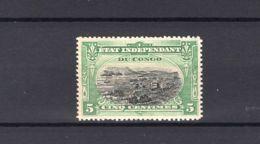 [HS1003] Onafhankelijke Staat Congo 16 - MNH - 1894-1923 Mols: Mint/hinged