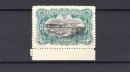 [HS1004] Onafhankelijke Staat Congo 18 - MNH - 1894-1923 Mols: Mint/hinged