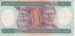 BILLETE DE BRASIL DE 1000 CRUZEIROS DEL AÑO 1984 (BANKNOTE) - Brésil