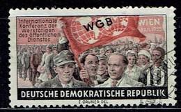 DDR / GDR - Mi-Nr 452 Gestempelt / Used (A1223) - DDR