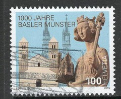 Schweiz 2019 Mi Nr  2618,  Gestempelt - Oblitérés