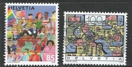 Schweiz 2019 Mi Nr  2631-32, Satz,    Gestempelt - Oblitérés