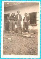WW2 - YUGOSLAVIA PARTISANS IN VISOKO 1944. - Original Old Photo * Bosnia * Partisan Partizans Partizan Partigiano - 1939-45