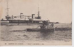 "CPA Marine De Guerre - ""Bonite"", Sous-marin - Warships"