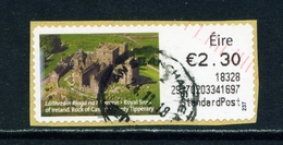 IRELAND  -  2018 Rock Of Cashel  Post And Go SOAR CDS Used As Scan - Used Stamps