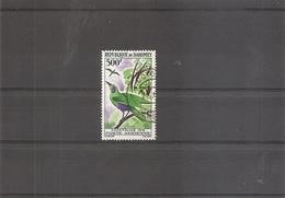 Dahomey - Oiseaux ( PA 41 Oblitéré) - Bénin – Dahomey (1960-...)