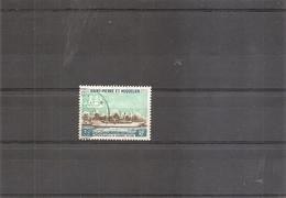 Saint-Pierre Et Miquelon - Bateaux ( 411 Oblitéré) - St.Pierre & Miquelon
