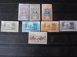 Lot 08 Timbres Établissement Français Océanie - Collections (sans Albums)
