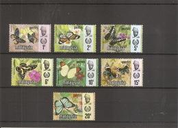 Perlis - Papillons ( 46/52 XXX -MNH) - Perlis