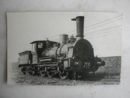 PHOTO - Locomotive - Juvisy - 1925 - Trains