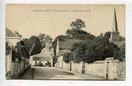 Mareil Le Guyon Bouilleur De Cru Yvelines - Andere Gemeenten